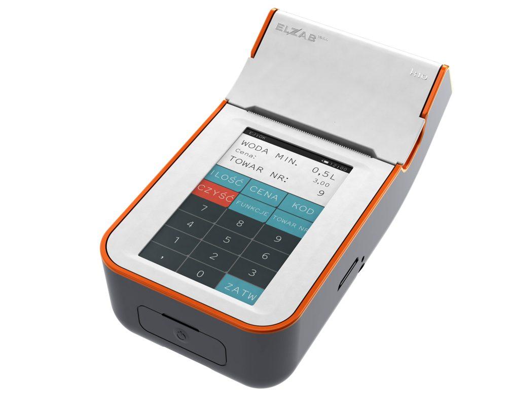 kasa fiskalna ELZAB k10 orange